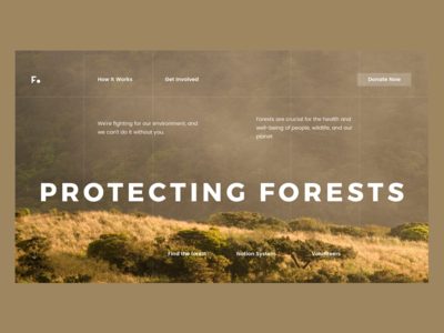 Protecting Forest Header