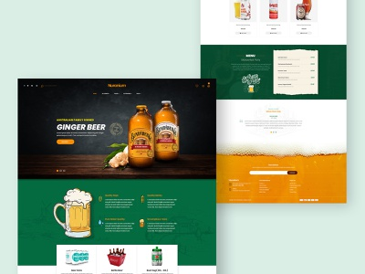 Beer Store - Shopify Theme envato themeforest theme theme design beer store beer shop beer ux ui website development website design web design shopify store prestashop theme shopify theme shopify template shopify dropshipping