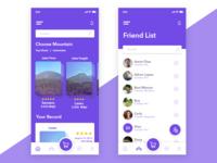 Mountain App
