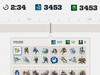 Starcraft II Timeline Build editor