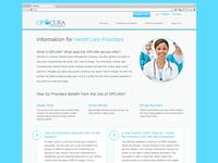 Medical Site WIP