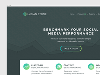 Lydian Stone Website
