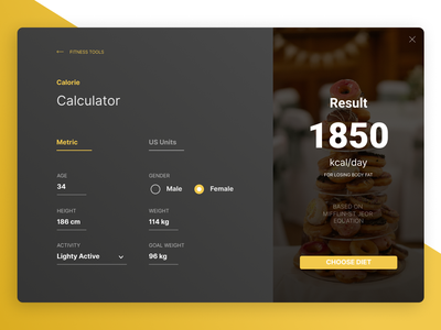 Daily UI #4 app designer app design ui uidesign ui 100day daily 100