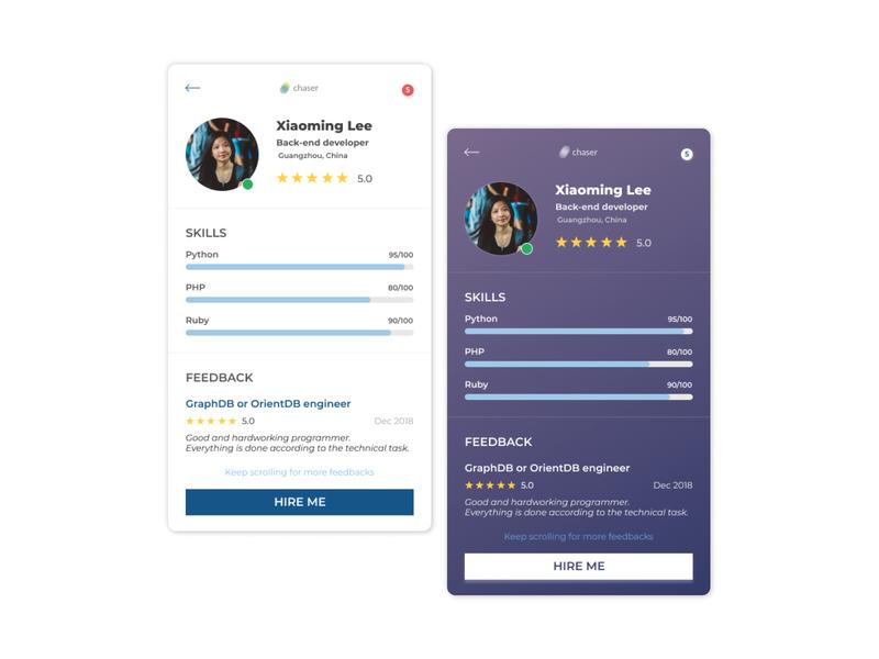 Daily UI #6 ui web design ui app designer daily 100 app design uidesign ui 100day