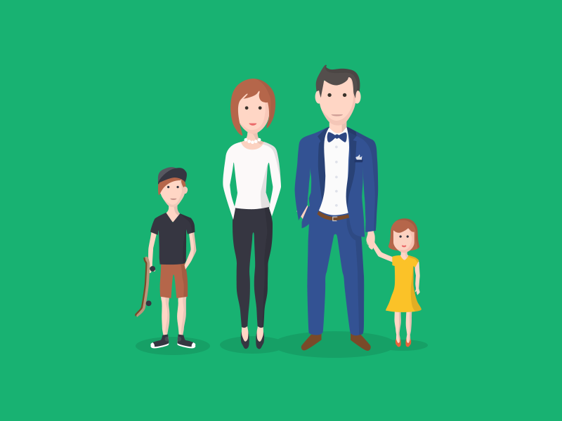 Spendee 2.0 is coming! spendee material design flat illustration android l