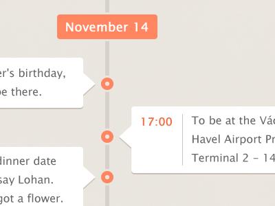 Unusual Calendar for iPad mini