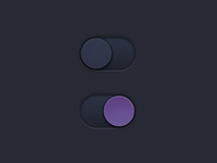 Daily UI: Day 15 - On/Off Switch