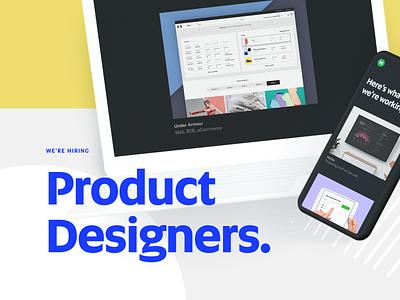 MojoTech.design ux visual designers rhode island boulder jobs hiring product design ui