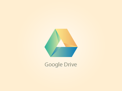 Google Drive - FREE PSD ui icon freebie free download psd google google drive vector