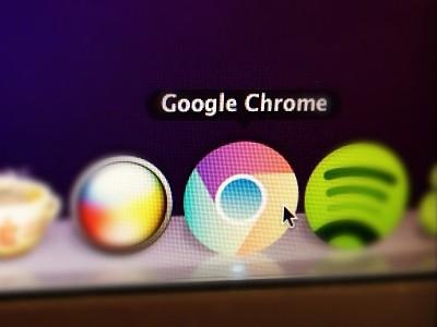 Chrome - Dock Icon