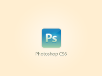 Photoshop CS6 - replacement icon