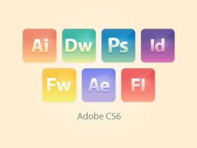 CS6 replacement icons, PSD to come