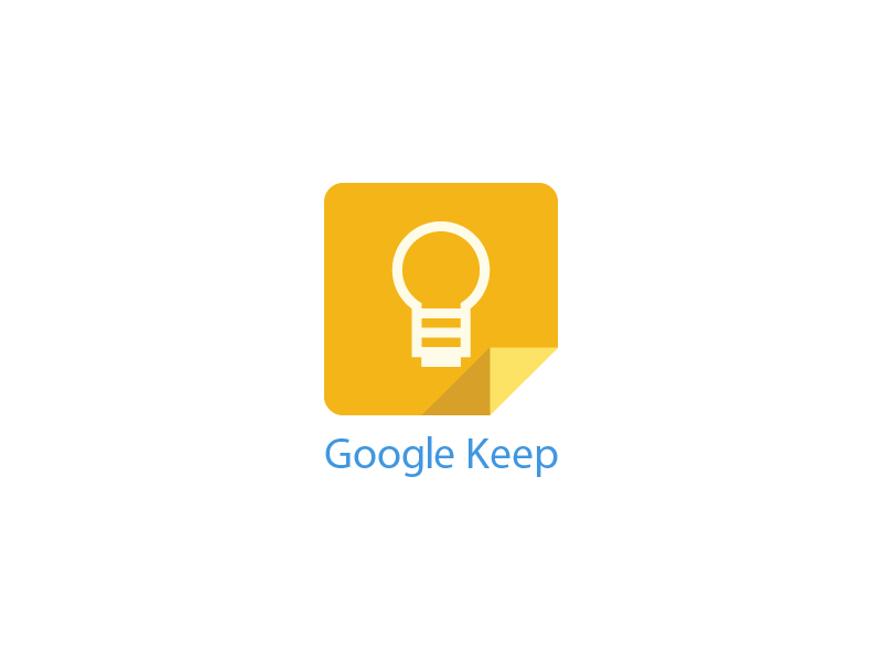 Google Keep - Free PSD by matt rossi on Dribbble