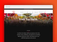 Styles R Hot - Ecommerce Apparel Website Design