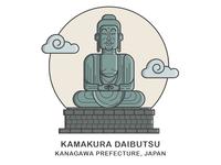 Kamakura Daibutsu - Giant Buddha (Final)