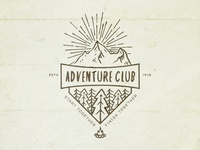 Adventure Club - Newsletter Logo