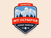 Mt. Olympus Hiker Rescue - Concept