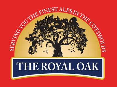 The Royal Oak - Logo Concept