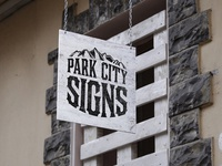 Park City Signs - Rebrand