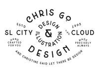 ChrisGo Design - Typography Shenanigans