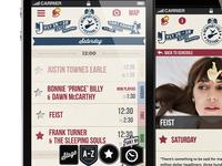 Newport Folk Festival App