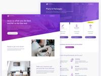 Virtual Essistants Marketing Website is LIVE