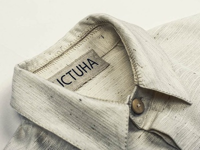 Uctuha - Logo Label label logo graphic design minimalist clean branding logotype fashion clothes