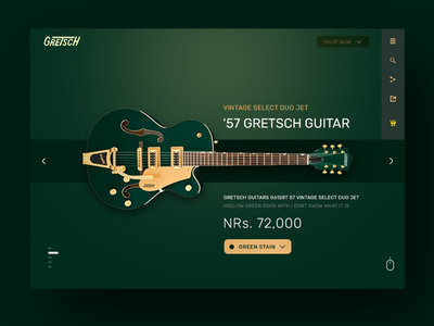 Guitar UI Daily UI | Free PSD object login form flat app ui design sagar typography version 2 new photoshop free nepali design behance dribble inspiration uidesign vector nepal branding