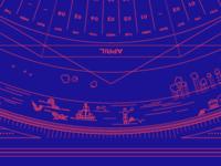 2013 Calendar Illustration Bits