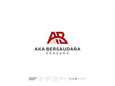 AKA BERSAUDARA Logo Design logotype golden ratio logo design graphic design logo