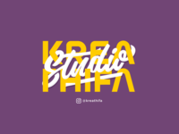 Kreathifa Studio Typography