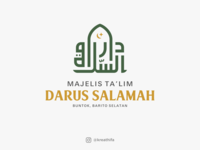 Logo Majelis Ta'lim Darus Salamah