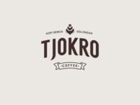 Logo Tjokro Coffee