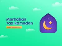 Happy Ramadan 1440 H