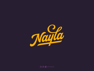 Nayla Logotype