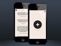 QUOTATO for iPhone