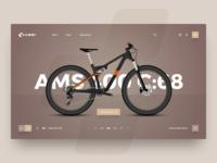 Cube Bike Concept Page