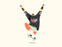 Hip Skater