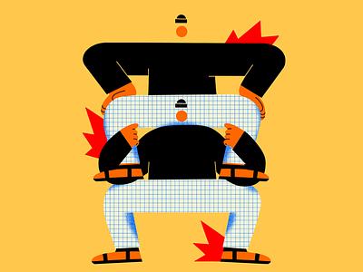 Lift yourself editorial illustration illustration illustrator