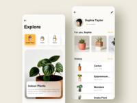 Explore Plant