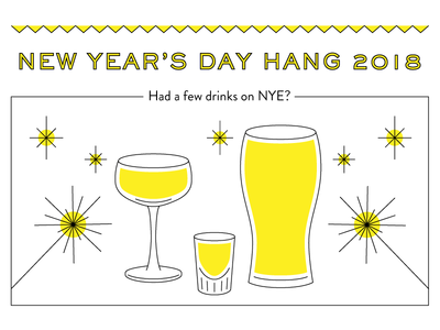New Year's Day Invite, Part 1