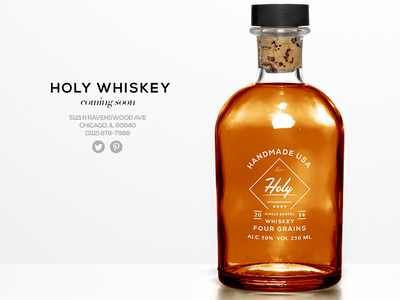 Holy Chicago - Beer & Whiskey