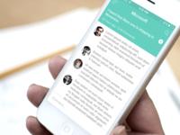 Discussion App