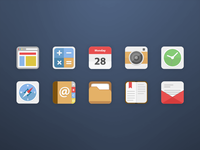 Android Icons Set 1