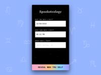 Spookstrology 🔮 👻