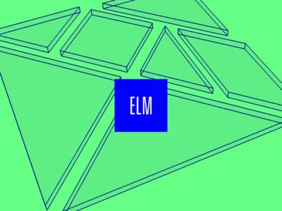 Elm wireframe sketchup geometric elm