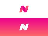 N | Logo design
