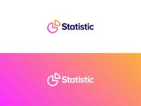 Statistic | Logo design