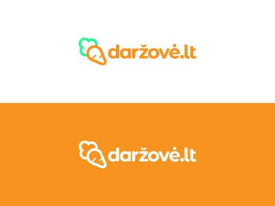 daržovė.lt   Logo design