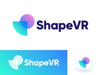 Shape Vr | Logo design